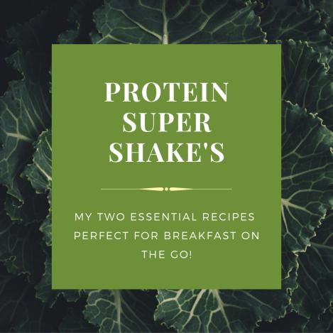 Protein super shake